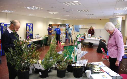 People looking at Wildlife friendly garden Plants