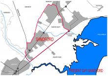 Present Day Sandford